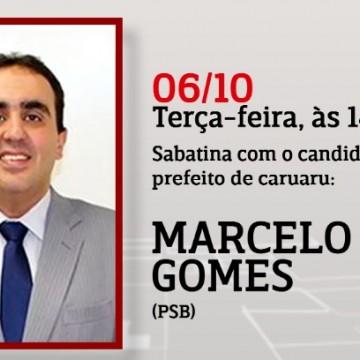 Panorama CBN: Entrevista com o candidato a Prefeito de Caruaru Marcelo Gomes (PSB)