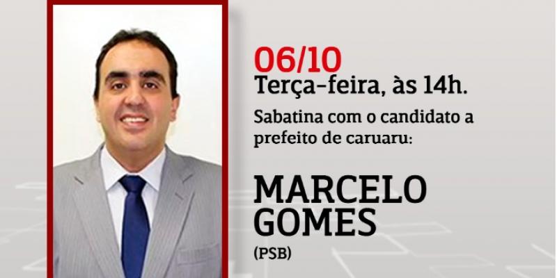 O Socialista é atualmente Vereador do município e pela primeira vez concorre ao cargo da majoritária