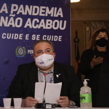 Medidas restritivas são prorrogadasaté o dia 23 de maio em Pernambuco