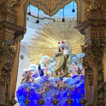Encerramento do centenário da coroação canônica de Nossa Senhora do Carmo terá novidades