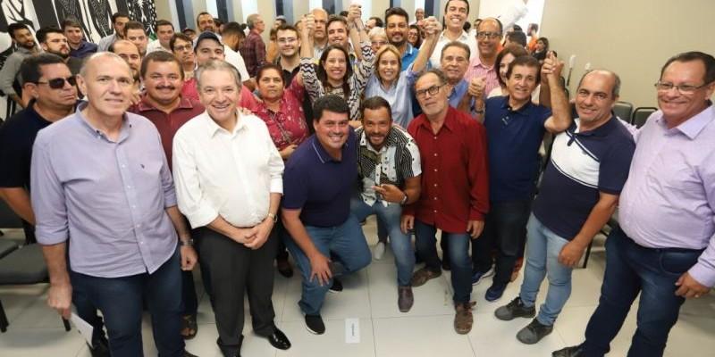Composição da câmara e fortalecimento da prefeita Raquel Lyra (PSDB)