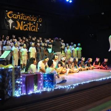 Orquestra Criança Cidadã do Coque apresenta cantata de Natal na Caixa Cultural