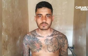 Executor de comerciante morto em Caruaru é preso pela PRF, em Santarém, no Pará