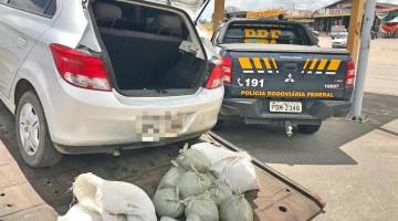 Três pessoas são detidas com mais de 20 quilos de maconha em Caruaru