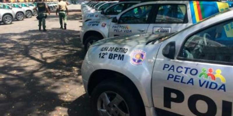 O programa contou com a participação do Secretário de Defesa Social de Pernambuco