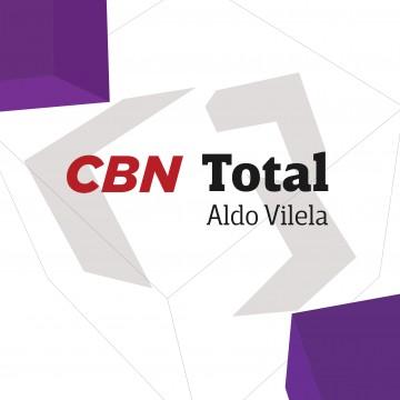 CBN Total - Aldo Vilela