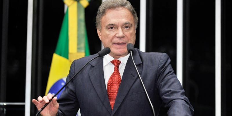 O programa de hoje conta com a participação do Senador Álvaro Dias