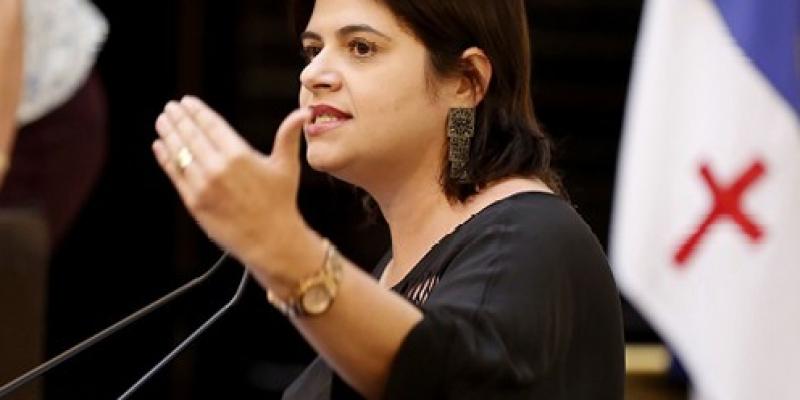 De acordo com a parlamentar a denuncia se baseia no acordo feito com a Petrobras, que prejudica fortemente o estado