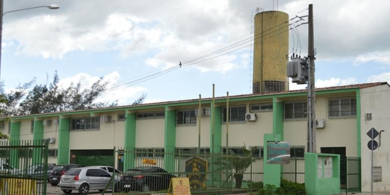 Cerca de 300 quilos de acetato foram doados por um empresário local à unidade prisional