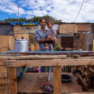 Meta de 2021: Diminuir a Desigualdade Social