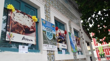 Cultura de Agrestina expostas no Carnaval de Olinda