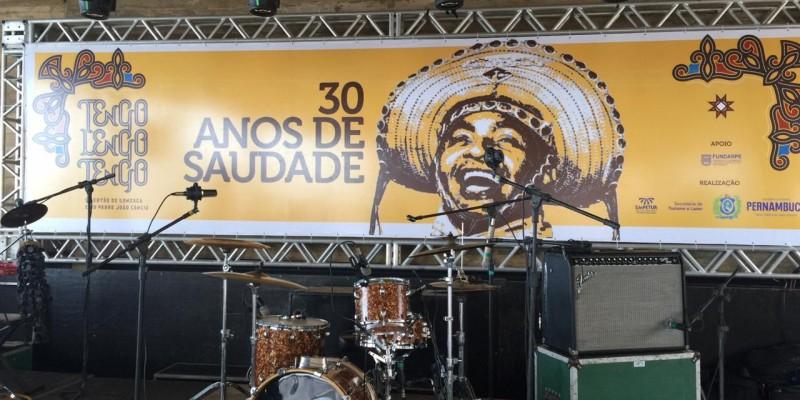 As atividades incluíram um show no Centro Cultural Cais do Sertão nessa sexta-feira (02)