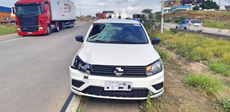 Homem morre após ser atropelado na BR-232 em Caruaru