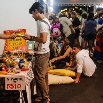 Bairro do Recife recebe festival de literatura