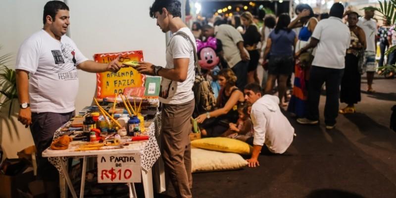Este ano, evento homenageia poeta Chico Pedrosa.
