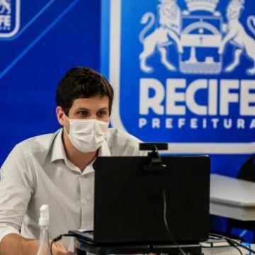 Recife anuncia investimento de R$ 40 milhões para requalificação de vias da cidade