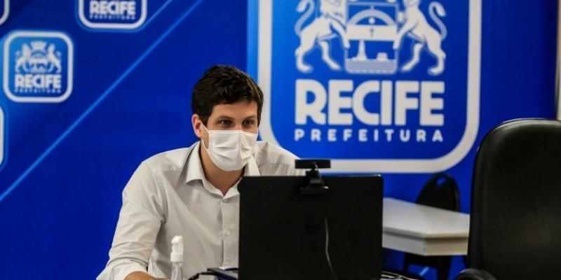 A melhoria da infraestrutura foi anunciada pelo prefeito João Campos, nesta quarta-feira (21) em entrevista à CBN Recife.