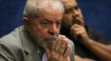 Procuradores da Lava Jato pedem que Lula vá para o regime semiaberto
