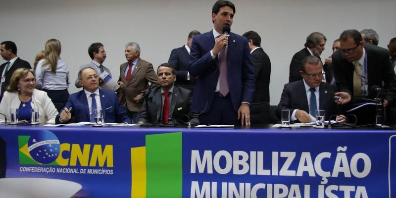 José Patriota da Associação Municipalista de Pernambuco (Amupe) analisa os resultados da mobilização