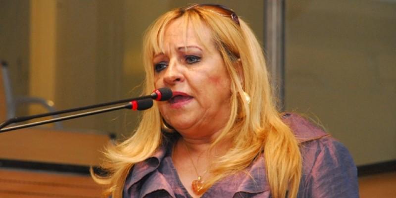 _Vereadora do Recife por duas vezes, ela irá disputar novo mandato na Câmara Municipal da capital pernambucana_