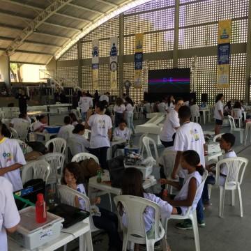 Estudantes participam de torneio de robótica
