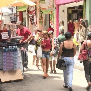 Confiança do empresário pernambucano do comércio recua em julho