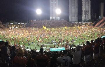 Sport está de volta à Série A do Campeonato Brasileiro