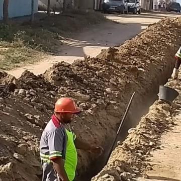 Municípios de Paudalho e Vitória de Santo Antão recebem obras hídricas