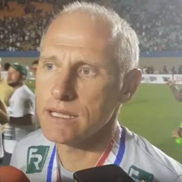 Sílvio Criciúma é o novo técnico do Central