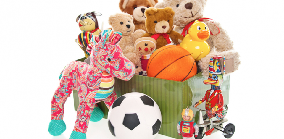 Trote Solidário arrecada brinquedos no mês das crianças