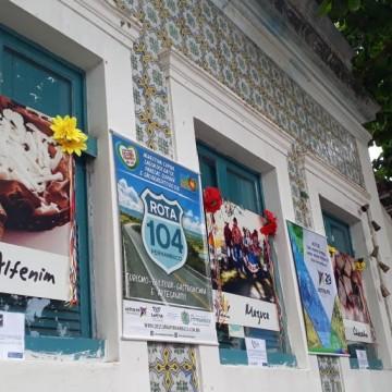 Agrestina participa de exposição cultural no Carnaval de Olinda