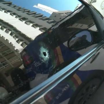 Três homens são presos durante tentativa de assalto em Boa Viagem