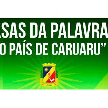 """Divulgada lista de habilitados para o livro """"Asas da Palavra do País de Caruaru"""""""