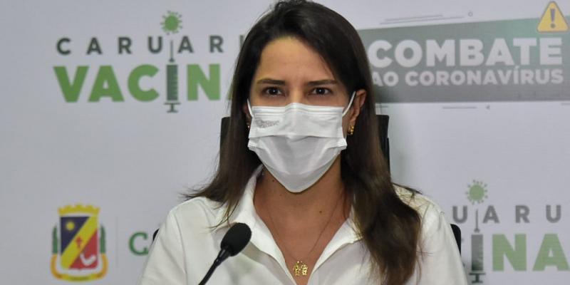 A reclamação existe pela necessidade que os municípios tem de dar continuidade a vacinação indicada pelo governo estadual