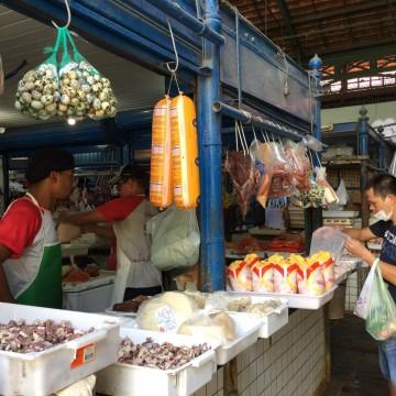 Mercados públicos reforçam cuidados no combate ao coronavírus