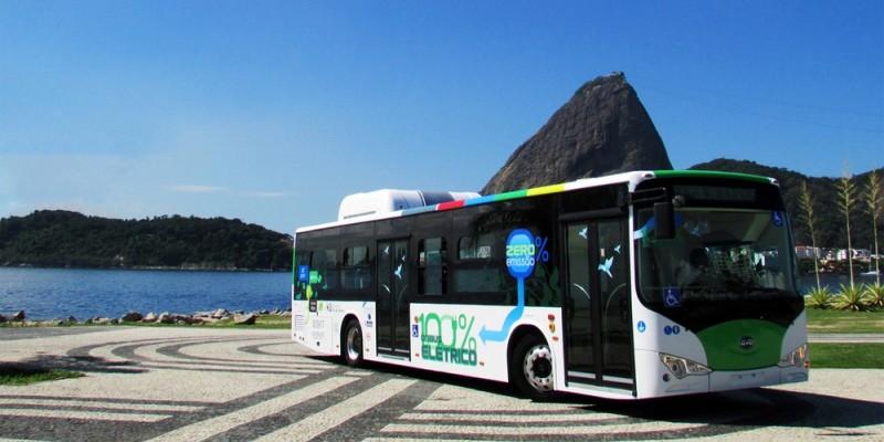 Parceria com a empresa chinesa ajudaria no estudo da implantação de ônibus elétricos