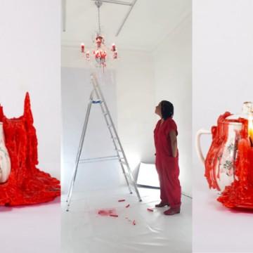 Lia Letícia abre a mostra 'Ascensão', no Centro Cultural Eufrásio Barbosa