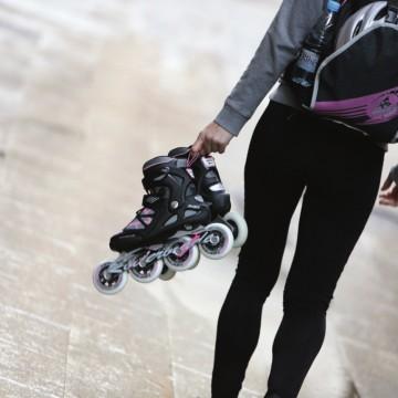 Recife autoriza uso de patins, patinetes e skates nos calçadões, parques e praças