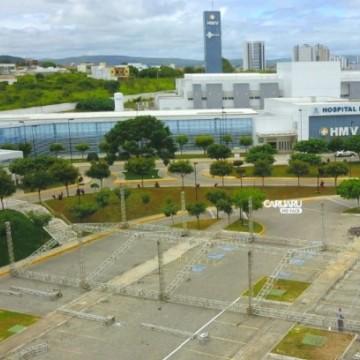 Secretário de Saúde comenta situação da estrutura de combate à Covid-19 em Caruaru