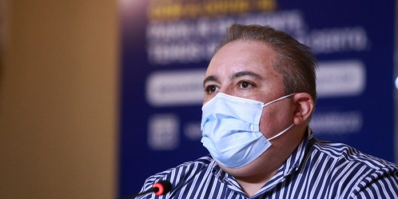 A denúncia da suposta falta de medicamentos foi feita por profissionais de saúde que atuam na linha de frente do combate à pandemia.