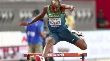 Brasil na semifinal de Atletismo com Alison