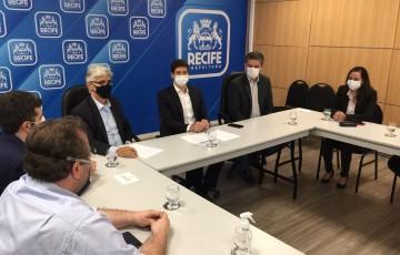 Incentivos para construção civil prometem gerar 20 mil empregos até o fim de 2022 no Recife