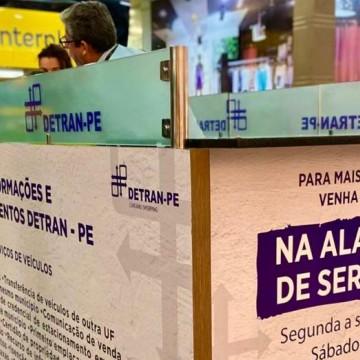 Detran inaugura guichê de atendimento ao público em Caruaru