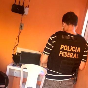 PF deflagra operação para combater pedofilia e pornografia infantil no sertão de Pernambuco.