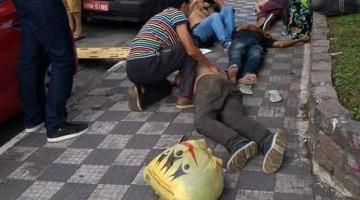 Moradores de rua são encontrados mortos em Barueri; suspeita é de que as vítimas tenham sido envenenadas