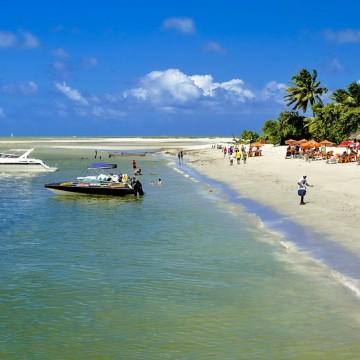 PERNAMBUCO - Estado tem alta de 4,4% no volume de atividades turísticas em dezembro, e tem queda de quase 40% ao todo em 2020