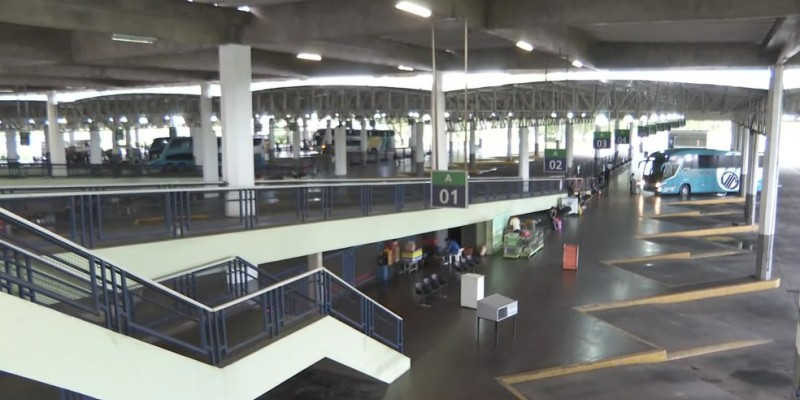 O TIP do Recife, espera receber mais de 50 mil passageiros entre os dias 20 e 26 deste mês
