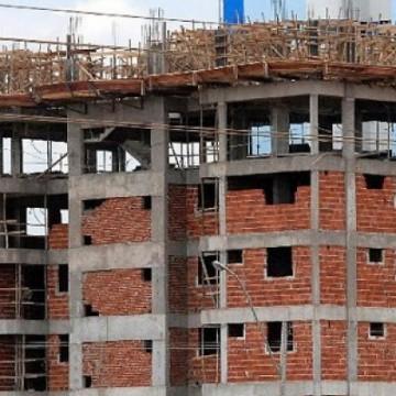 Sondagem da CNI aponta queda intensa e disseminada na atividade da construção civil