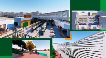 Ordem de serviço para construção da nova feira dos bairros Boa Vista I e II de Caruaru será assinada neste sábado (3)