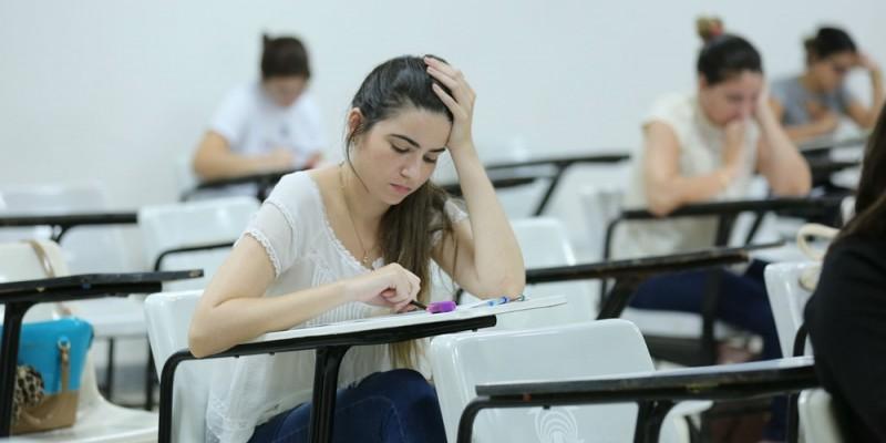 Este ano, 31% a menos de pessoas se registraram para fazer o exame, quando comparadas a 2016